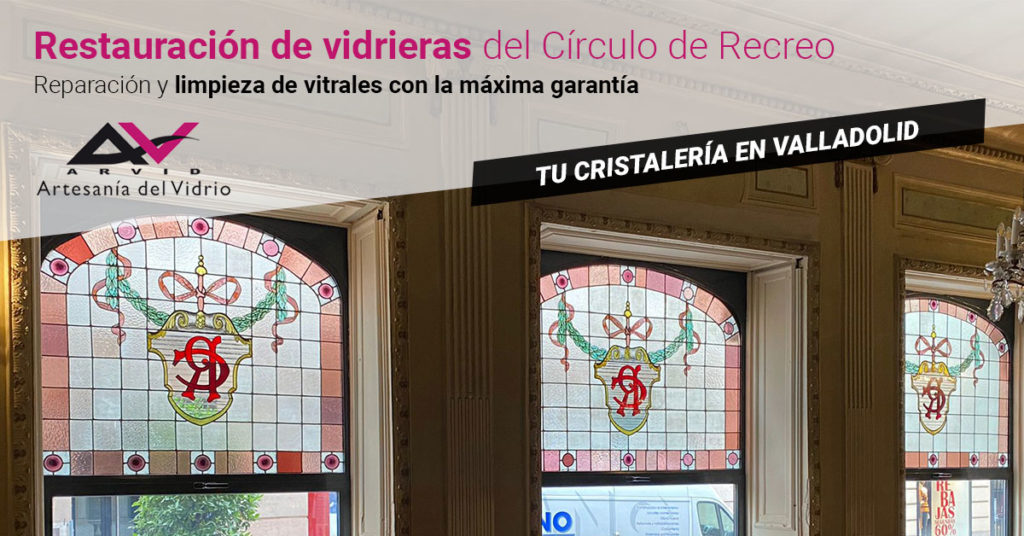 Restauración de vidrieras